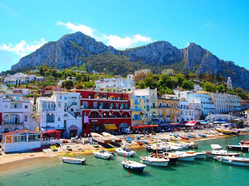 Khách sạn Punta Tragara Capri